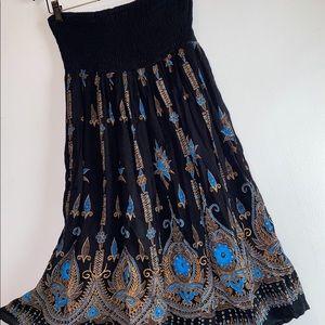 Dresses & Skirts - ❤️ Gauze Boho Maxi Skirt
